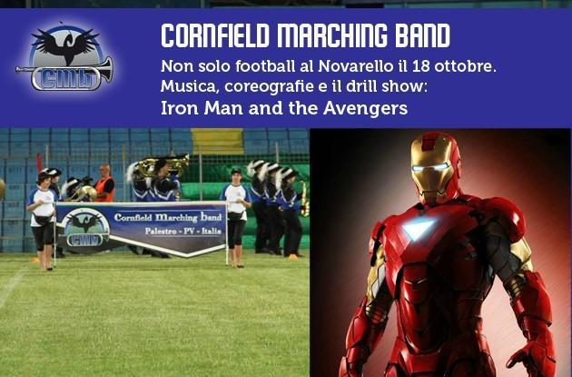 Cornfield Marching Band