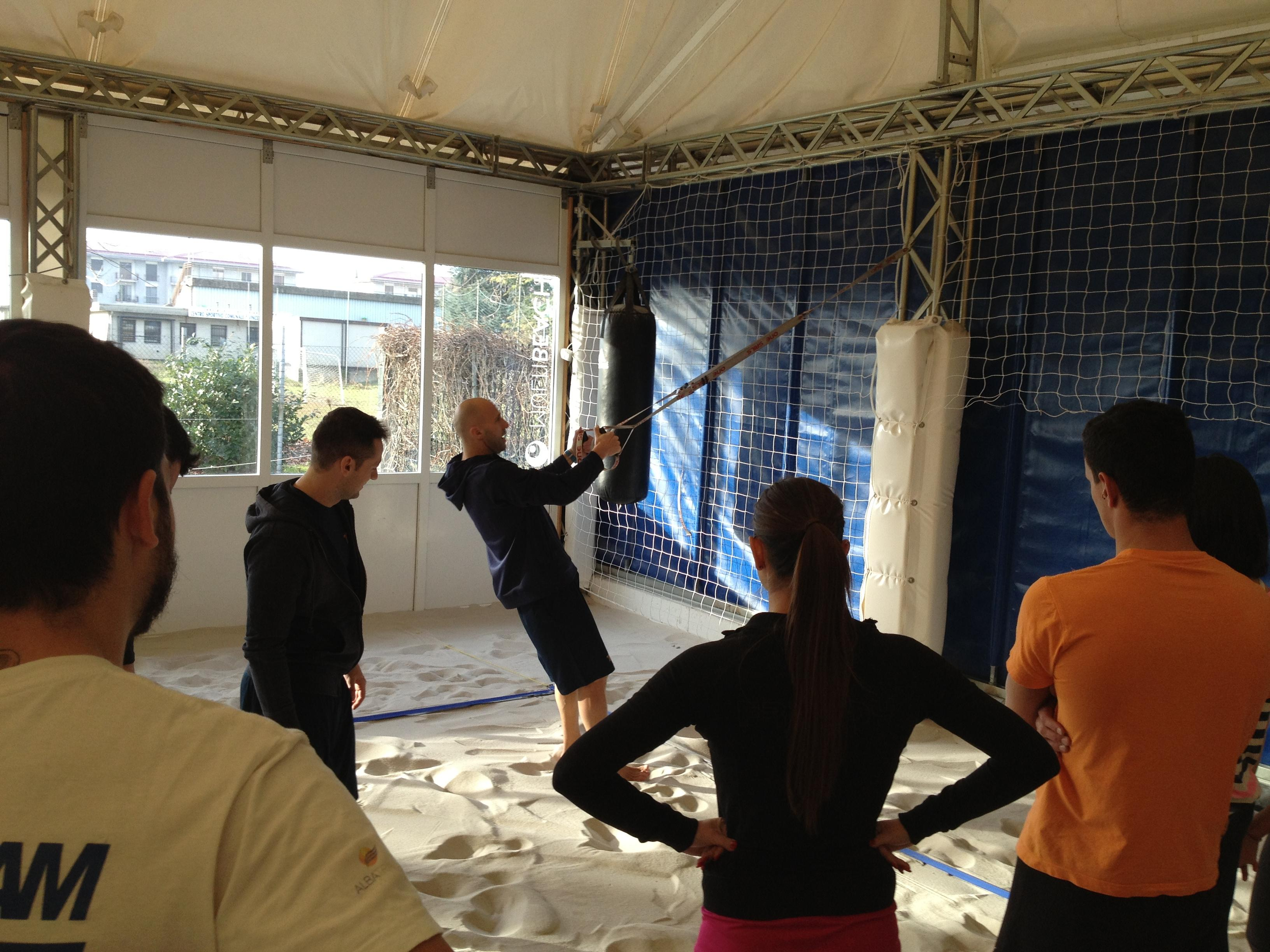 I Lancieri scelgono il Functional Training