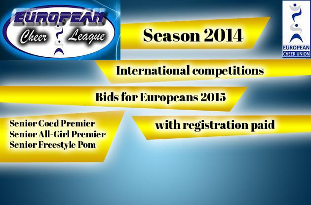 European Cheerl League