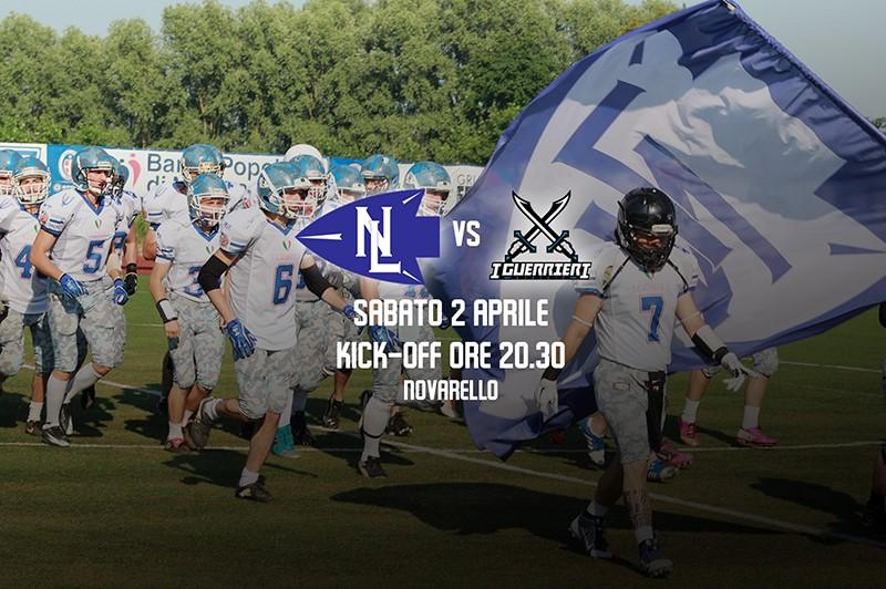 Lancieri Novara vs Guerrieri d'Ajaccio